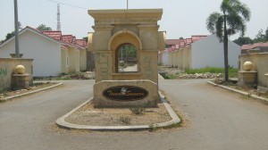 Gerbang Taman Semeru