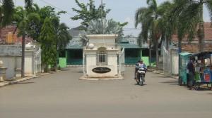 Gerbang Taman Merbabu