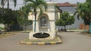 Gerbang Taman Krakatau