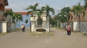 Gerbang Taman Lawu