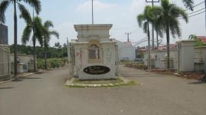 Pintu Gerbang Taman Rinjani