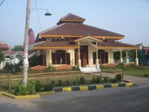 Masjid Al-Muhajirin Blok E Taman Lawu