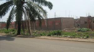Bangunan SMP 05 Tambun (di lihat dari Jl. Raya Puri Cendana)