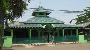 Masjid Al-Jihad di Taman Merbabu