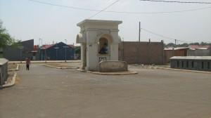 Gerbang Taman Kerinci